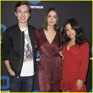 Maia Mitchell Teases That The 'Fosters' Spinoff Will Be The 'Same, But Different'