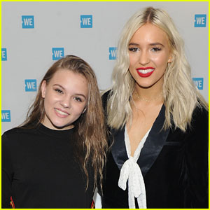 Maisy Stella Is 'So Proud' of Sister Lennon's Solo Record Deal