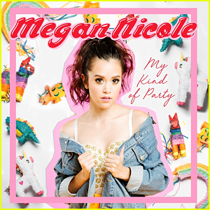 Megan Nicole Announces New EP 'My Kind of Party'