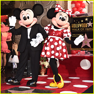 Minnie Mouse Gets Star on Hollywood's Walk of Fame & Throws The Cutest Celebration!