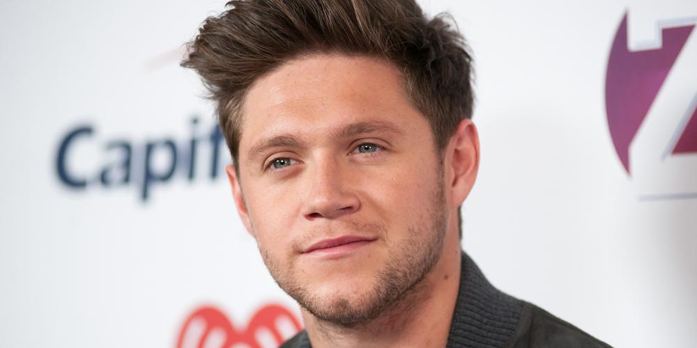 Niall Horan Fashion Show