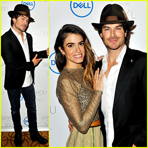 Who is hookup ian somerhalder 2018
