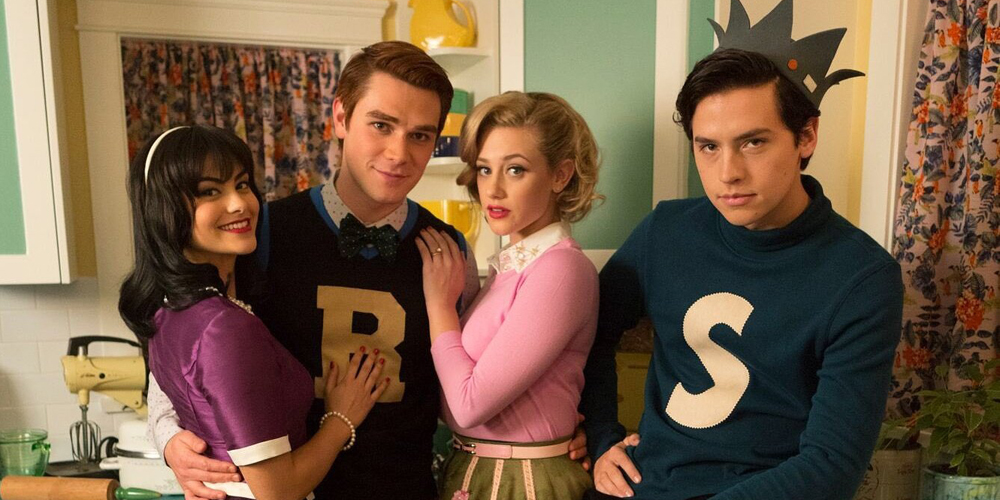 Riverdale Renewed for Season 4 at The CW - Archie Comics