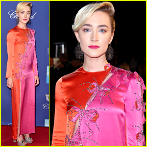 Saoirse Ronan Receives a Best Actress Prize Ahead of the Golden Globes!