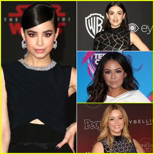 'Pretty Little Liars' Stars Welcome 'Perfectionists' Sofia Carson To The Family