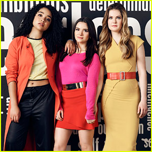 The Bold Type's Katie Stevens Pens Powerful Message on Women's March 2018: 'Let's Do It'