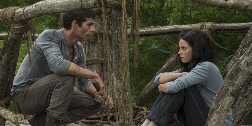 the maze runner movie thomas and teresa relationship