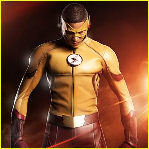 Keiynan Lonsdale's Kid Flash Heads to 'DC's Legends of Tomorrow' as Series Regular
