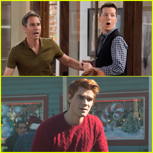 'Riverdale' Got a Funny Shout Out on 'Will & Grace'