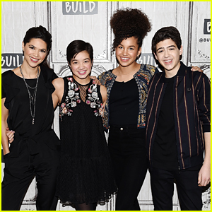 The 'Andi Mack' Cast Admits They Don't Really Know The Full Impact The Show Has on Fans
