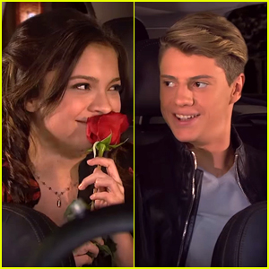 Cree Cicchino & Jace Norman's On-Screen Crossover Romance Will Have You Swooning (Video)