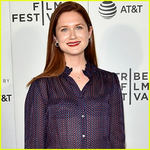 Bonnie Wright Shares Flashback Pic of Directing Her First Film