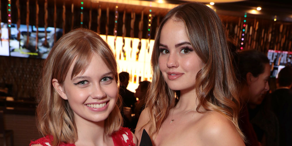 Debby Ryan Amp Angourie Rice Host Every Day Special