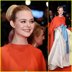 Elle Fanning Serves a High Fashion Look at Berlin International Film Festival 2018!