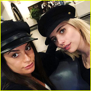 Emma Roberts Gets Sweet Birthday Tribute From Lea Michele