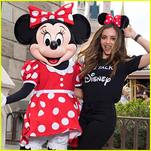 Jade Thirlwall's Walt Disney World Dream Comes True During Family Vacation