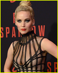 Why Didn't Jennifer Lawrence Smile at the 'Red Sparrow' Premiere?
