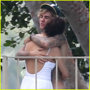 Selena Gomez Packs on PDA with Justin Bieber in New Photos from Jamaica!