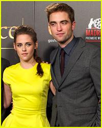 Former 'Twilight' Stars Robert Pattinson & Kristen Stewart Were Spotting Hanging Out Together