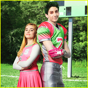 'Zombies' Stars Meg Donnelly & Milo Manheim Are Both Huge 'High School Musical' Fans
