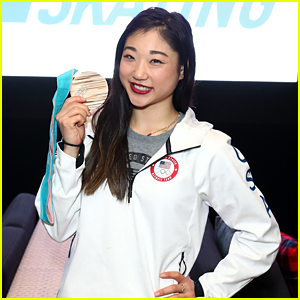 Mirai Nagasu Wants To Make Even More Olympic History With More Triple Axels