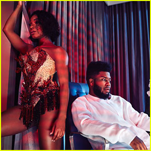 Normani Kordei Teases New Valentine's Day Single With Khalid