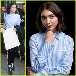 Rowan Blanchard Was Overwhelmed at How Many Fans Showed Up to Her First Book Signing