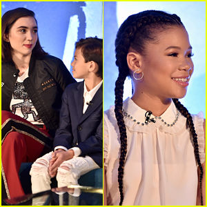 Rowan Blanchard's New Movie 'A Wrinkle in Time' To Screen For Free at AMC For Underprivileged Children