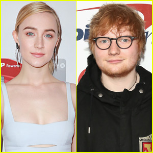 Saoirse Ronan Defends Spelling Ed Sheeran's Tattoo Wrong - Watch Now!