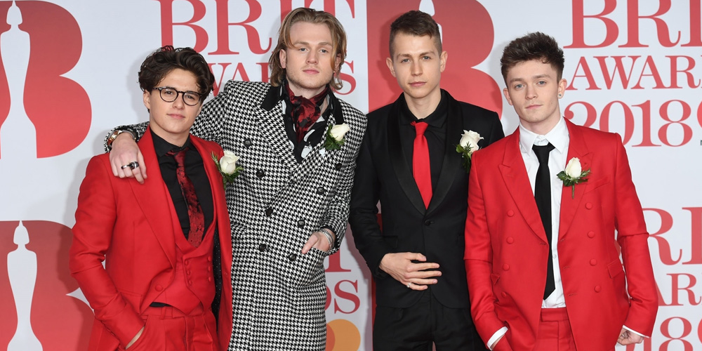 The Vamps Joins Lottie Moss & Pixie Lott at BRIT Awards ...