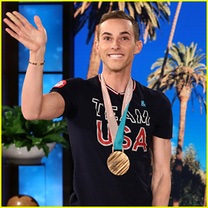 Adam Rippon Is Now Crushing on Shawn Mendes Instead of Harry Styles