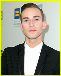 Skater Adam Rippon Has Shared His Full Skin Care Routine