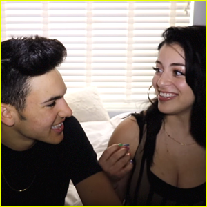 Baby Ariel & Daniel Skye Dish On How They Met in New Video, But Are They Dating?