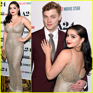 Ariel Winter & Boyfriend Levi Meaden Couple Up for 'Last Movie Star' Premiere