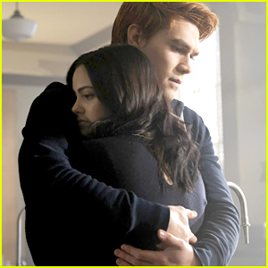 Camila Mendes Says Veronica Is 'Scared' Of 'Dark Archie' on 'Riverdale'