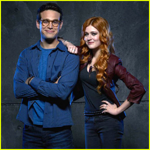 Katherine McNamara Teases How Clary & Simon's Former Romance Will Impact Their Friendship on 'Shadowhunters'