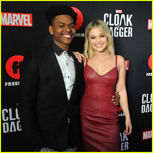 Olivia Holt's New Show 'Marvel's Cloak & Dagger' Is Coming To Europe Sooner Than You Thought