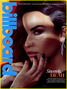 Demi Lovato Talks About Her Pop Star BFFs Ariana Grande & Iggy Azalea!