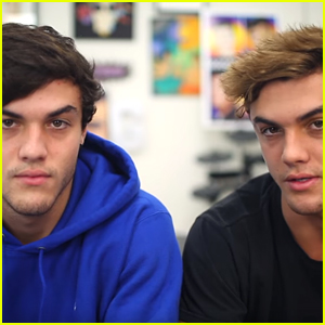 Ethan & Grayson Dolan Announce Break From YouTube