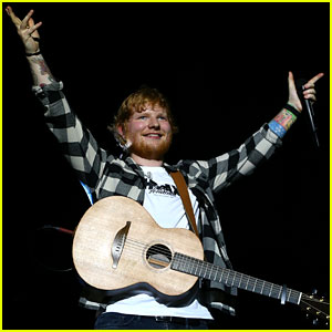 Ed Sheeran Wows the Crowd on Night One of His Australian Tour
