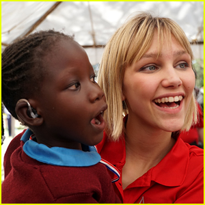 Grace VanderWaal Was Incredibly Moved During Her Trip to Kenya with Starkey Hearing Foundation