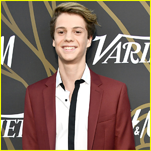 Jace Norman Celebrates 18th Birthday Early on 'Henry Danger' Set