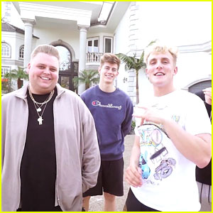 Jake Paul Talks Team 10 Tour In New Vlog - Watch!