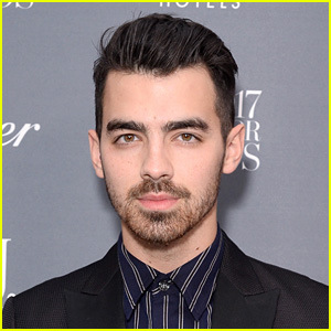 Joe Jonas Debuts Brand New Tattoo