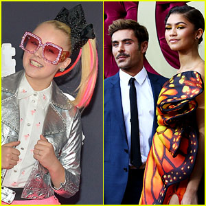JoJo Siwa Will 'Bawl Her Eyes Out' If She Meets These Two Celebs at Kids' Choice Awards 2018!