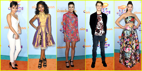 Flashback Friday: Here's What The Stars Wore To The 2017 Kids' Choice Awards