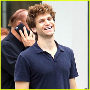 Keegan Allen Is Getting Ready For His Upcoming 'Hollywood' Book Tour