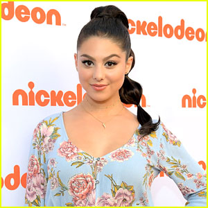 Kira Kosarin Dishes A Super Secret About This Weekend's 'Thundermans'