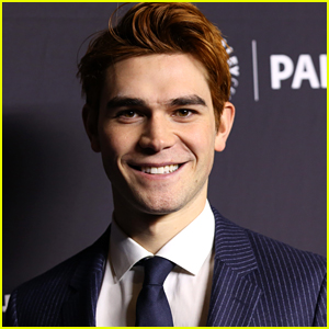 KJ Apa Goes Back To Dark Hair After Wrapping 'Riverdale' Season 2