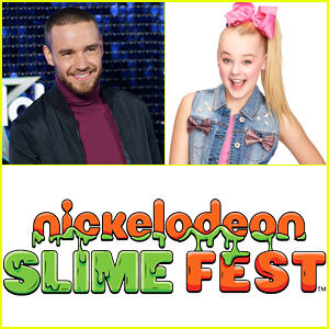Liam Payne and JoJo Siwa To Perform at Nickelodeon's SlimeFest This Summer